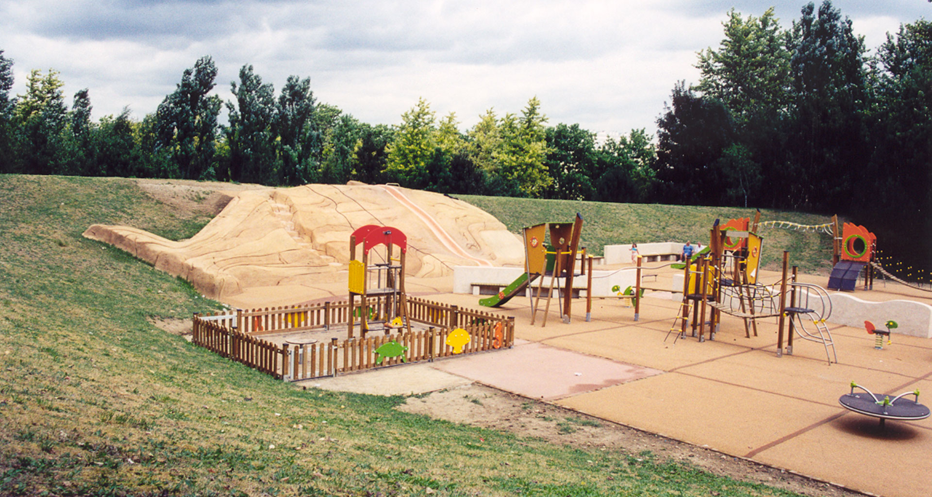 Aire de jeu aab for Parc de jeux yvelines
