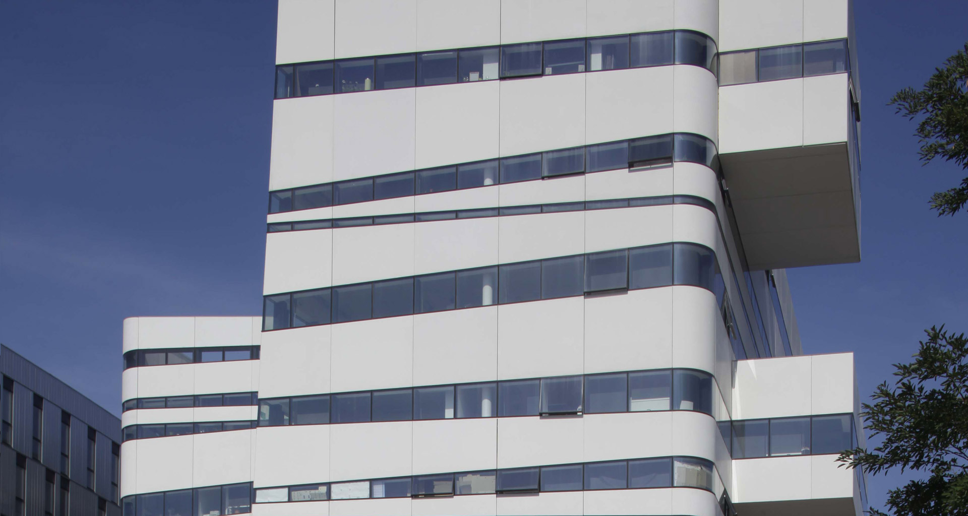B ton fibr ultra haute performance aab for Dijon architecture