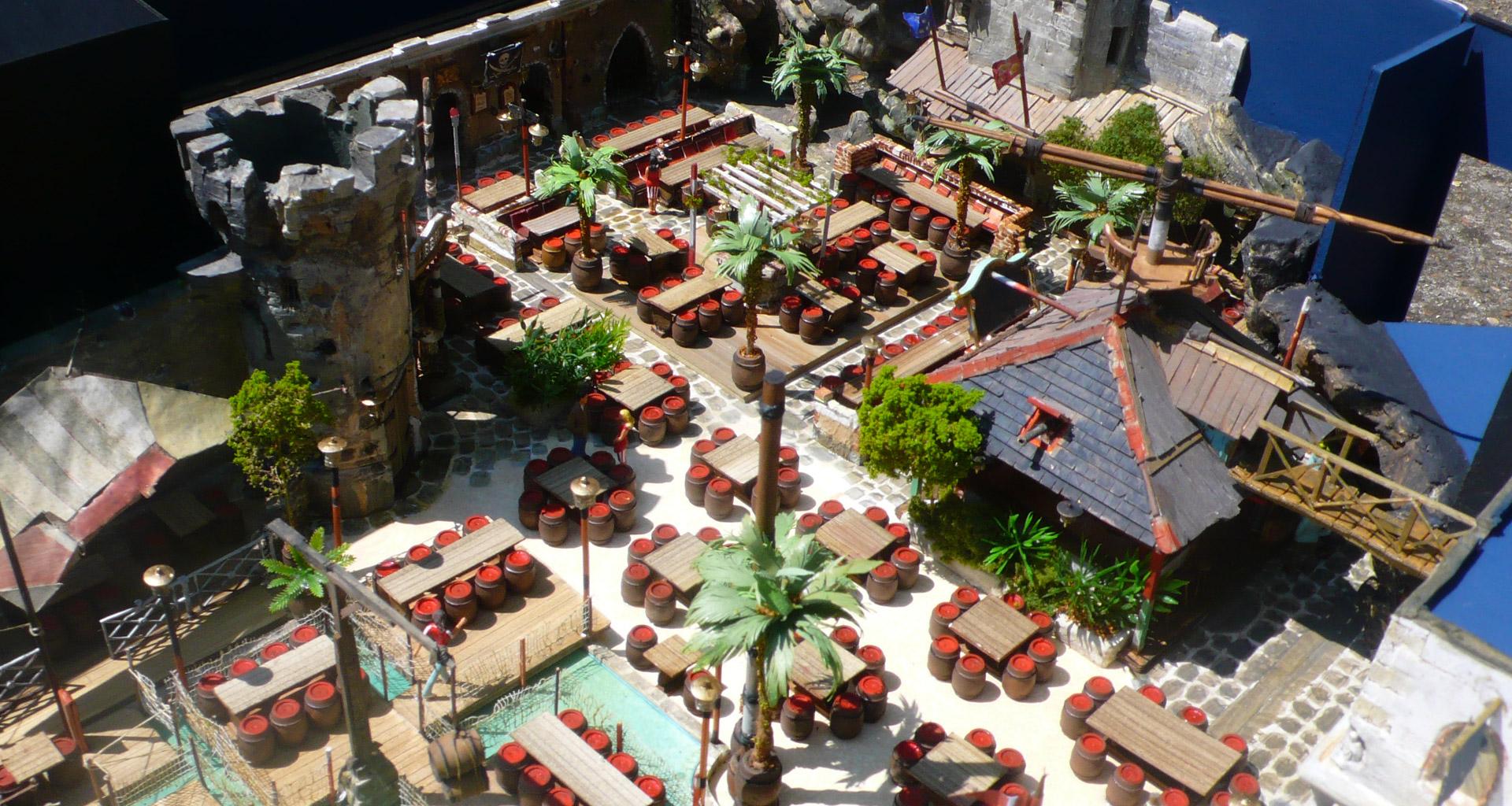 Restaurant Pirate Montpellier